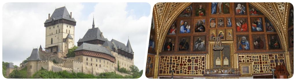Tour Karlstein Castle Tours Of Czech Republic