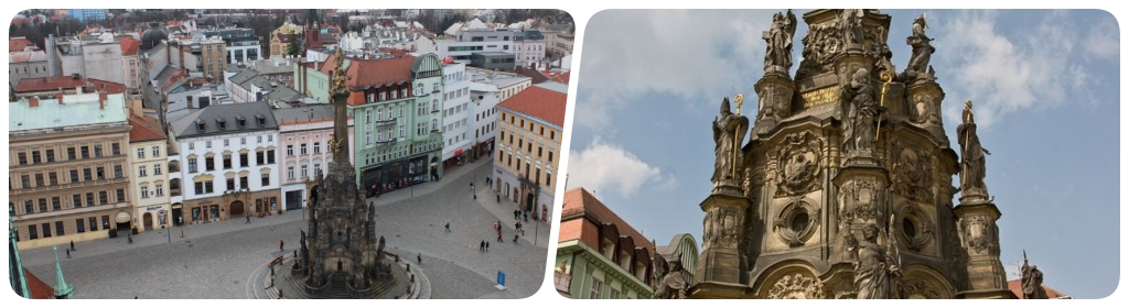 Visit Quaint Olomouc Tours Of Czech Republic