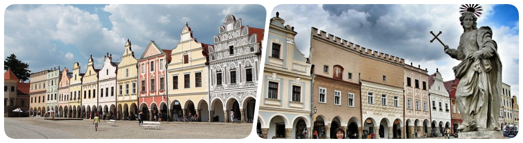 Visit The Renaissance Town Of Telc Tours Of Czech Republic