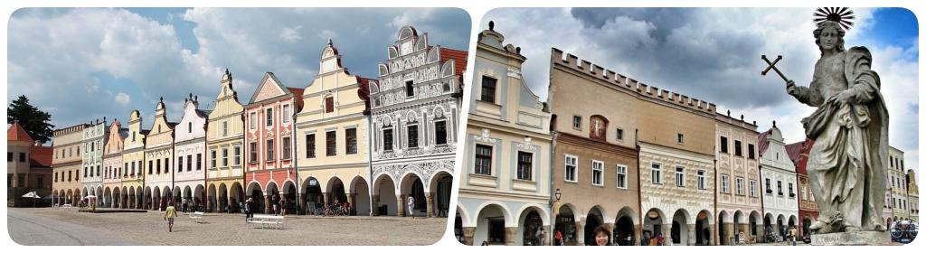 Visit The Renaissance Town Of Telc Tours Of Czech Republic