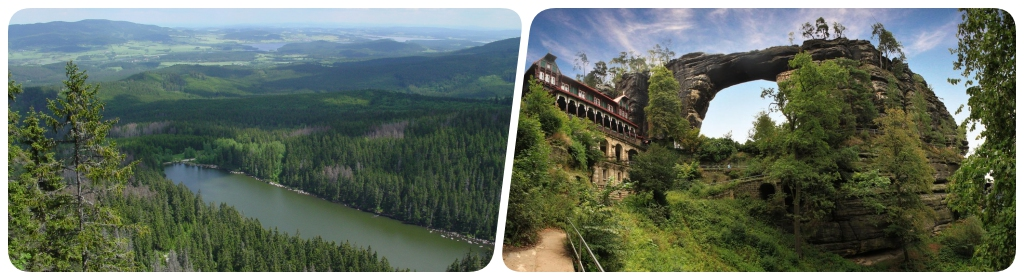 Visit The Sumava National Park Tours Of Czech Republic