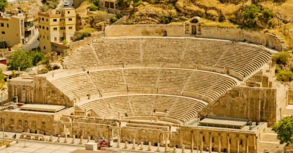 Amazing Amman Private Guided Tours to Jordans Desert Oasis