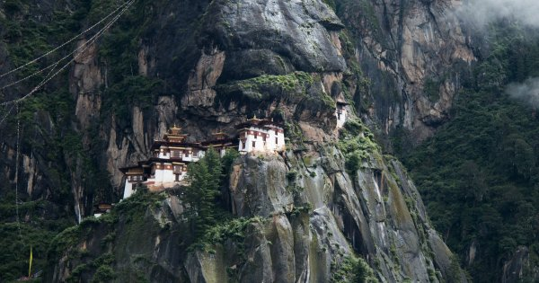 Private Tours of Paro the Emerald Green Valley to the Tigers Nest!