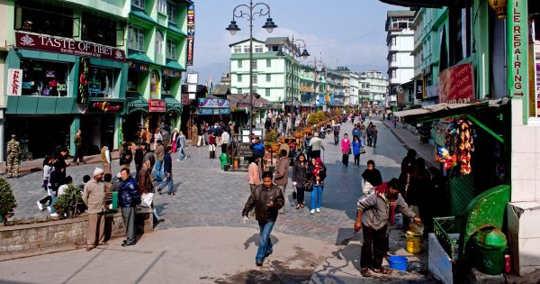 Guided Private Tours to Gangtok, the Indias Himalayan Hill Station
