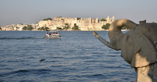 An Escorted Private Tour of Udaipur and the Magnificent City Palace!