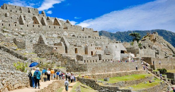 A Mysteriously Curious 'Alien' Private Tour Of Machu Picchu, Peru