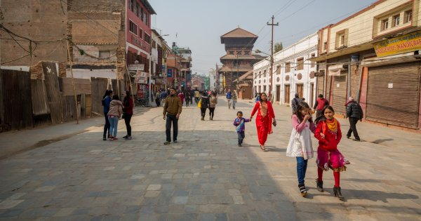 A Private Tour of the Himalayan Temples of Kathmandu Nepal