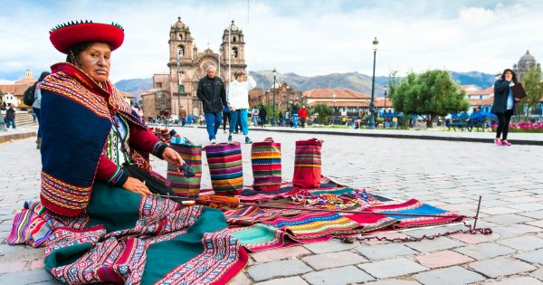 Magnificent Guided Private Tour of the Inca Empire of Cusco Peru