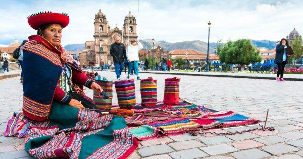 Magnificent Guided Private Tour of the Inca Empire of Cusco Peru