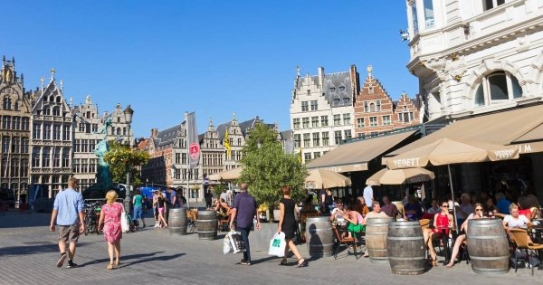 Find Everything You Need Within Reach on Private Tours of Antwerp