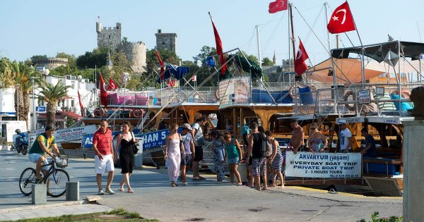 You Can't Beat Bodacious Bodrum Private Sightseeing Tours