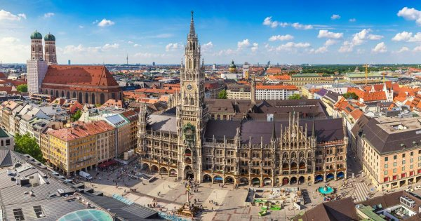 Join the Best Beer Festival in the World With a Munich Guided Tour!