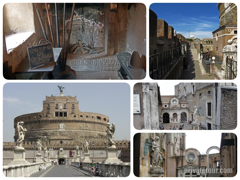 Castle of the Holy Angel-Rome