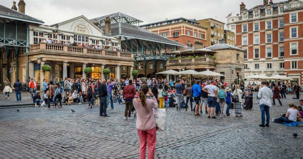 Discover the Vibrant & Rich Heritage on a Private Tour of Covent Garden