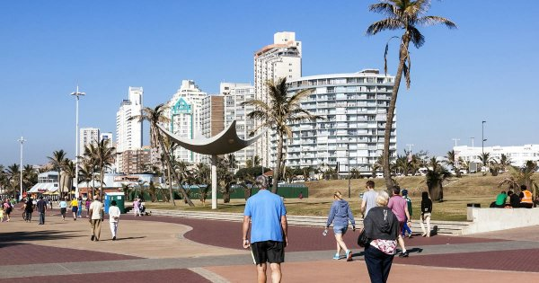 For Sporty Times and a Sunny Tan Experience a Private Tour of Durban