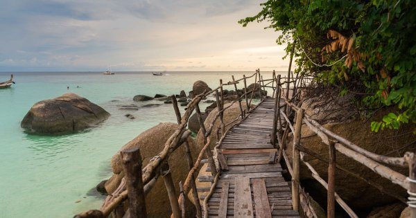 The Stunning Paradise Island, a Private Tour of Ko Lipe, Is a Must!