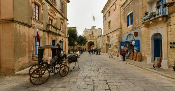 Mysterious Mdina Private Guided Tours of the  Ancient 'silent City'