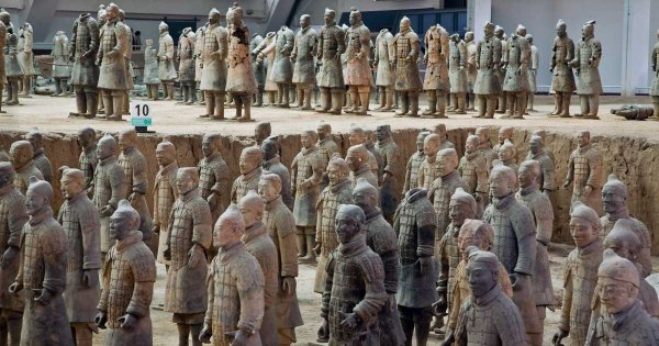 Escape Into Ancient World of History on a Private Guided Tour of Xi'an