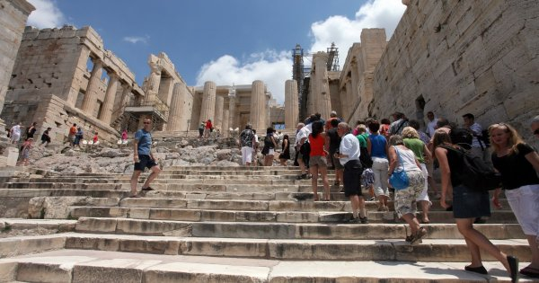 Discover the World's Greatest Treasures by Private Tour of Athens