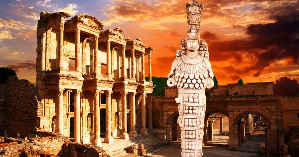 Visit Ephesus on a Private Tour, Step Into the Wonder of Ancient Times