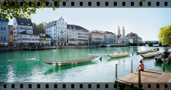 Let's Party, Guided Tour of Zurich and the Hip Hop Vibrant Nightlife!