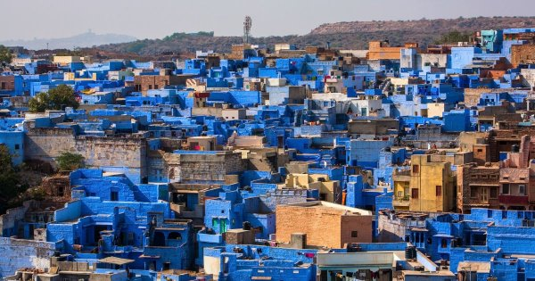 Fascinating Jodhpur, custom tours of the magnificent Blue City