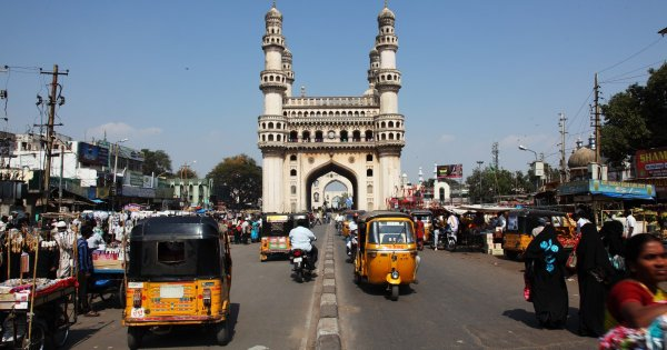 Make a private tour of Hyderabad Indias throbbing City of Pearls