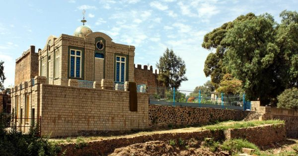 Seek Adventure and the Ark of the Covenant in Axum on Private Tour
