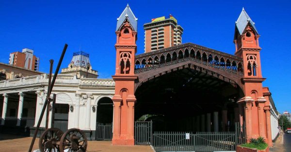Visit Asuncion, a Modern City Yet With Tradition on Private Guided Tours