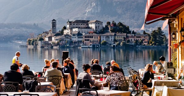 Lake Orta Private Guided Tour Showing Beautiful Gems & Enchanting Lakes