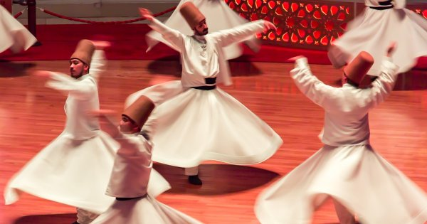 Konya Private Guided Tours See the Spinning Turkish Dervish Dancers
