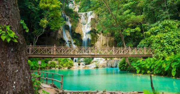 Laos Crown Jewel the Strikingly Simple Luang Prabang Private Tour!