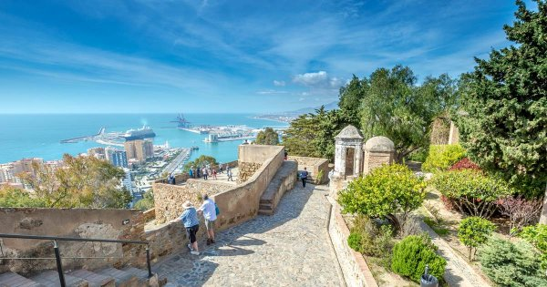 Magnetic Malaga Has Miles of Beaches and Super Private Sightseeing Tours