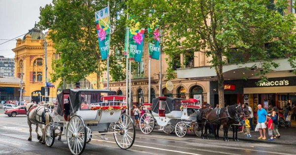 Visit Australia's Captivating Capital Melbourne on Private Tour