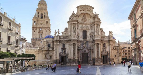 Kick-back, Relax and Unwind on a Guided Tour to Sundrenched Murcia!