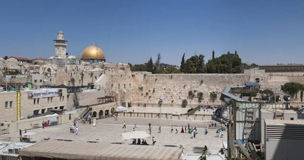 Find Your Zen on Mount Zion on Your Visit to Jerusalem on Private Tour