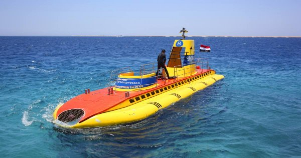There Is No Hurry When on Adventures With a Private Tour of Hurghada
