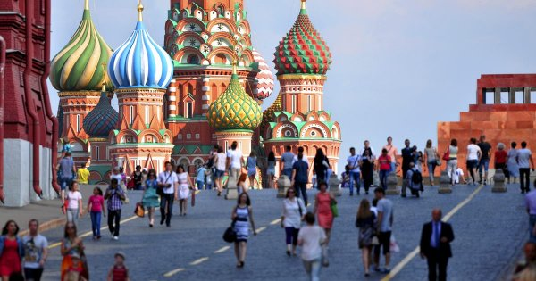 On a Private Tour to Moscow You Can Expect the Unexpected and Wow!