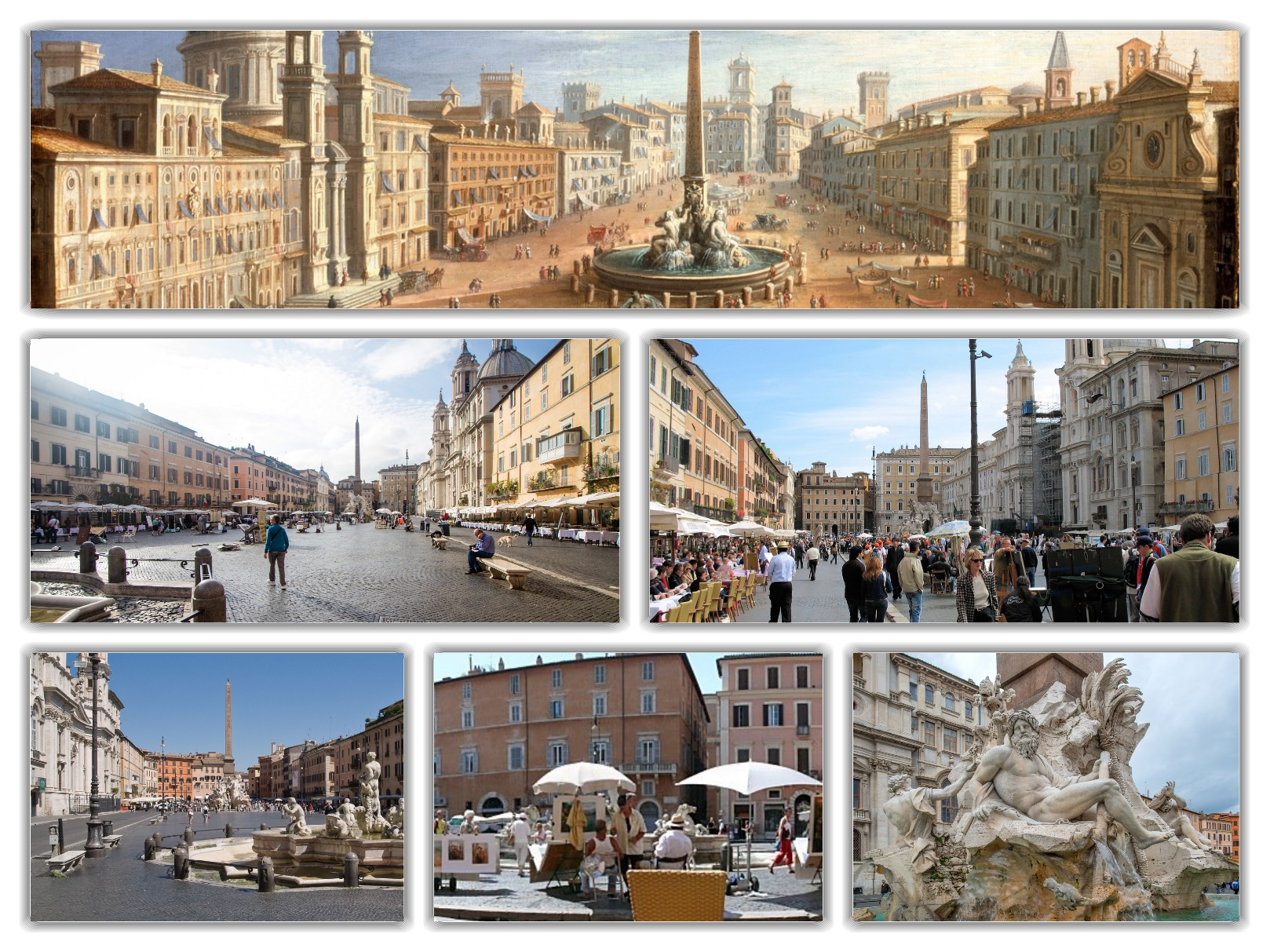 Piazza Navona in Rome Private Tours