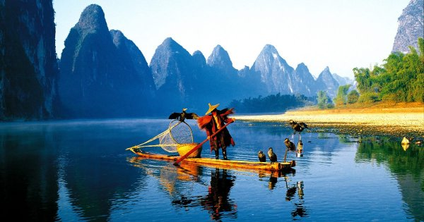 Guided Private Tours of Idyllic Guilin the Pearl of China