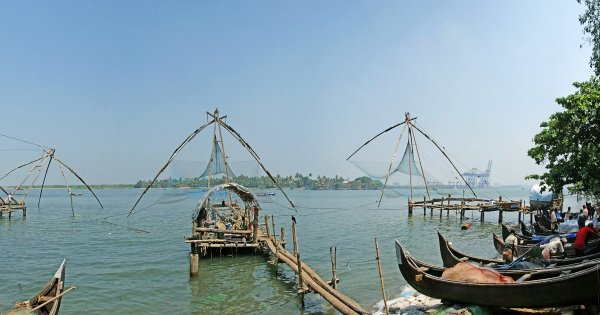 A private tour of tranquil Cochin on the tropical Malabar Coast