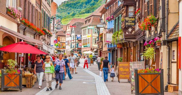 See the Charming and Captivating Hamlet of Alsace on a Private Tour