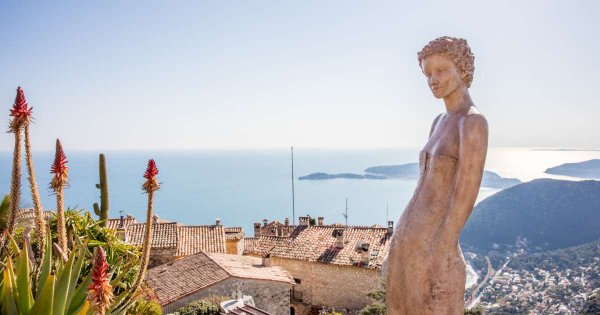 Eze on a Private Tour for a Memorable Medieval Village Experience