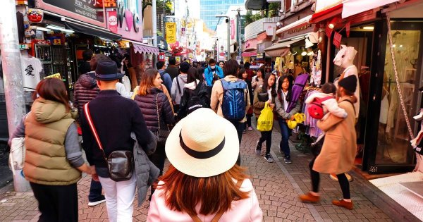 Tokyo private tour, guided private tour Tokyo, private tour Harajuku