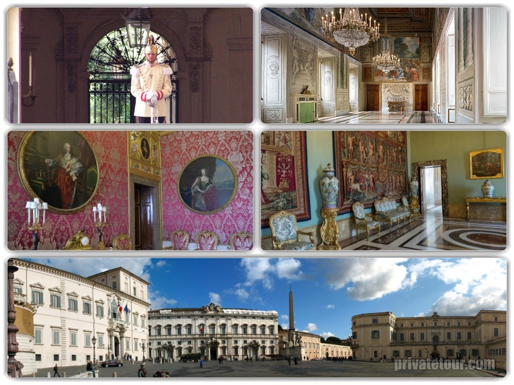 Private Tour of Quirinal Palace Rome