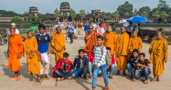 Siem Reap the Chic and Fascinating City of Temples guided tours