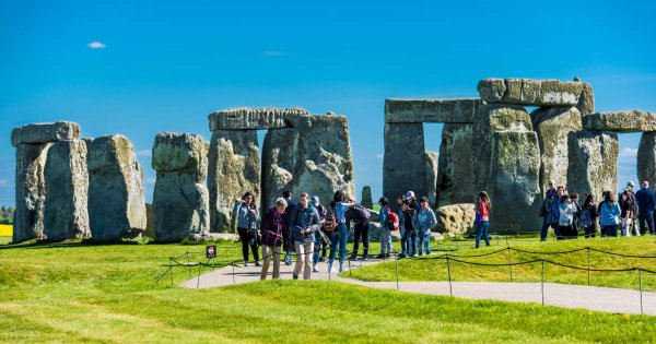 Amble in the Footsteps of Our Ancestors on Stonehenge Private Tours