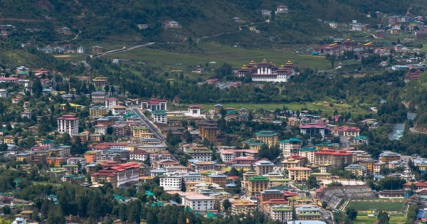 Visit the Majestic Gold Buddha Dordenma on a Thimphu Guided Tour