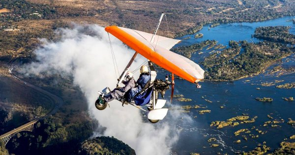 Fall Head Over Heels in Awe for Victoria Falls on a Private Tour