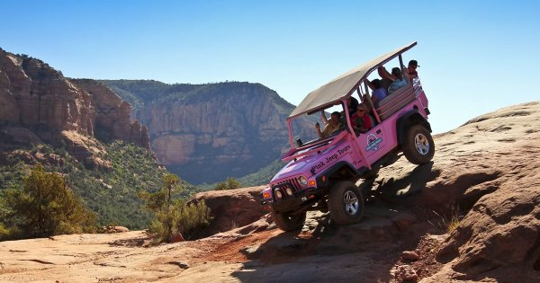 Take a Sightseeing Tour to Sedona to Find Your True Persona